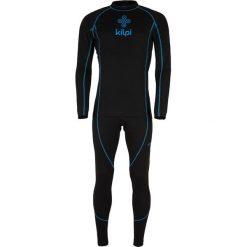 Kalesony męskie: 2-częściowy zestaw - koszulka termoaktywna, legginsy termoaktywne