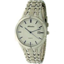 Biżuteria i zegarki męskie: Zegarek Adriatica Męski A1236.51B3Q Szafirowe szkło