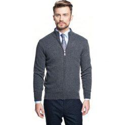 Sweter onley stójka grafit. Szare swetry klasyczne męskie Recman, m, ze stójką. Za 249,00 zł.