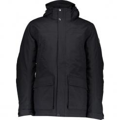 """Kurtka funkcyjna """"Logan"""" w kolorze czarnym. Czarne kurtki męskie skórzane marki Reserved, l. W wyprzedaży za 272,95 zł."""