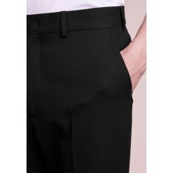 Spodnie męskie: McQ Alexander McQueen DOHERTY TROUSERS Spodnie materiałowe darkest black