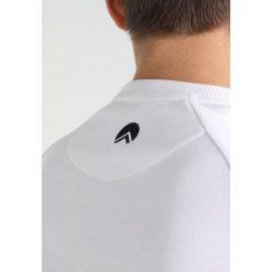 Bejsbolówki męskie: Burton Menswear London HIIT CREW SEAM STRIPE Bluza white