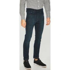 Levi's - Jeansy. Brązowe jeansy męskie skinny Levi's®. Za 399,90 zł.