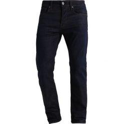GStar 3301 LOOSE Jeansy Relaxed Fit visor denim. Niebieskie jeansy męskie regular G-Star. Za 469,00 zł.