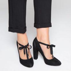 Buty ślubne damskie: Czółenka w stylu balerin