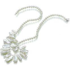 Naszyjniki damskie: Naszyjnik z pereł – (D)45 cm