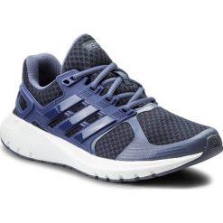 Buty adidas - Duramo 8 W CP8752 Trablu/Rawind/Rawind. Czarne buty do biegania damskie marki Adidas, z kauczuku. W wyprzedaży za 199,00 zł.