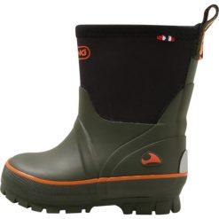 Viking SOLAN NEO UK Kalosze green/multi. Zielone buty zimowe damskie Viking, z kauczuku. W wyprzedaży za 139,30 zł.