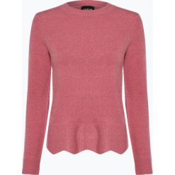 Taifun - Sweter damski, różowy. Czerwone swetry klasyczne damskie Taifun, z wełny. Za 329,95 zł.
