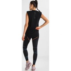 KCA Lab TANK RAW EDGE Top black - 2