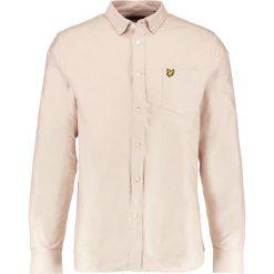 Koszule męskie na spinki: Lyle & Scott OXFORD Koszula beige