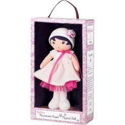 """Przytulanki i maskotki: Przytulanka-lalka """"Perle"""" w kolorze jasnoróżowym – (W)25 cm"""
