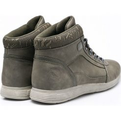 Medicine - Buty North Storm. Szare buty skate męskie MEDICINE, z materiału, na sznurówki. W wyprzedaży za 69,90 zł.