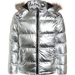 Odzież dziecięca: Outfit Kids METALLIC PADDED COAT Kurtka zimowa silver