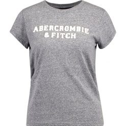 T-shirty damskie: Abercrombie & Fitch SEASONAL LOGO TEE Tshirt z nadrukiem dark grey