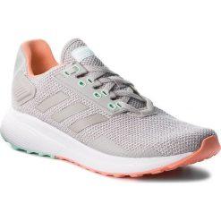 Buty adidas - Duramo 9 BB7006 Gretwo/Gretwo/Chacor. Czarne buty do biegania damskie marki Adidas, z kauczuku. W wyprzedaży za 209,00 zł.