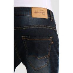 BONOBO Jeans SADAO DIRTY Jeansy Slim Fit blue black. Niebieskie rurki męskie marki Tiffosi. W wyprzedaży za 135,20 zł.