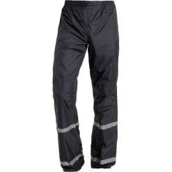Chinosy męskie: Vaude LUMINUM PERFORMANCE  Spodnie materiałowe black
