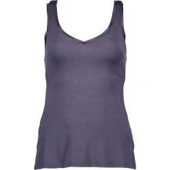 """Koszulka piżamowa """"Neon Waratah"""" w kolorze szarym. Szare topy sportowe damskie Heidi Klum Intimates, s, z materiału. W wyprzedaży za 65,95 zł."""