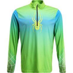 Koszulki sportowe męskie: Spyder LIMITLESS ZIP DRY WEB Koszulka sportowa fresh/web