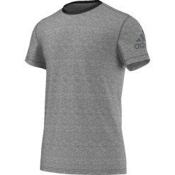 Adidas Koszulka Prime Tee szara r. S (AK0684). Szare koszulki sportowe męskie Adidas, m. Za 52,58 zł.