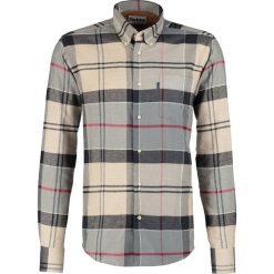 Barbour JOHN TAILORED FIT Koszula dress tartan. Szare koszule męskie Barbour, l, z bawełny. Za 399,00 zł.