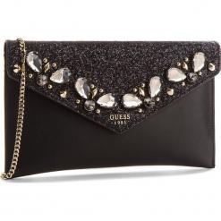 Torebka GUESS - Summer Night City Mini HWVG69 97280  BLA. Czarne torebki klasyczne damskie Guess, z aplikacjami, ze skóry ekologicznej. Za 449,00 zł.