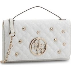Torebka GUESS - HWSG69 89790  WHI. Białe torebki klasyczne damskie Guess, ze skóry ekologicznej. Za 399,00 zł.