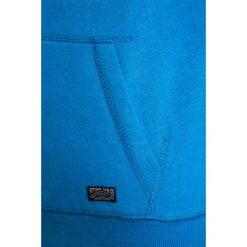 Petrol Industries Bluza z kapturem dark aqua. Białe bluzy chłopięce rozpinane marki Petrol Industries, z bawełny. Za 169,00 zł.