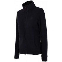 Bluzy polarowe: 4F Damska Bluza H4Z17 pld001 Czarny L