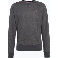 Gant - Męska bluza nierozpinana, szary. Szare bejsbolówki męskie GANT, m, z bawełny. Za 379,95 zł.