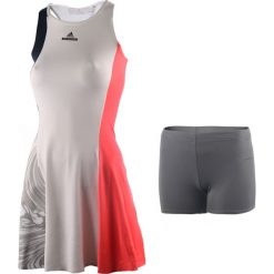 Sukienki hiszpanki: sukienka tenisowa Stella McCartney ADIDAS BARRICADE DRESS / AP4841