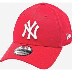New Era - Czapka. Czerwone czapki z daszkiem męskie New Era. W wyprzedaży za 79,90 zł.
