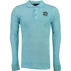 """Koszulki polo: Koszulka polo """"Kacolino"""" w kolorze turkusowym"""