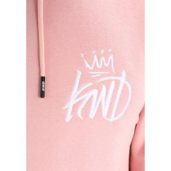 Bejsbolówki męskie: Kings Will Dream LOGO CARRIER HOOD SLATER Bluza dusky pink