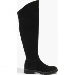 Kozaki czarne Fabi. Czarne buty zimowe damskie Badura. Za 375,99 zł.