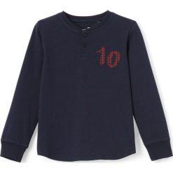 T-shirty chłopięce: Koszulka, dekolt z rozcięciem 3-12 lat