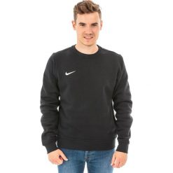 Bejsbolówki męskie: Nike Bluza męska Team Club Crew czarna r. XL (6586811)