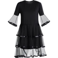 Sukienki hiszpanki: Navy London JOSIE Sukienka letnia black