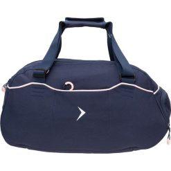 Torba sportowa damska TPD603 - ciemny granatowy - Outhorn. Niebieskie torby podróżne Outhorn, z materiału. W wyprzedaży za 59,99 zł.