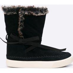 Buty zimowe damskie: Toms - Botki Vista
