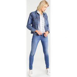 Mavi SERENA Jeans Skinny Fit blue denim. Niebieskie rurki damskie Mavi. Za 309,00 zł.