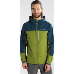 Vaude MENS SKARVAN JACKET Kurtka hardshell holly green. Zielone kurtki trekkingowe męskie Vaude, m, z elastanu. W wyprzedaży za 408,85 zł.