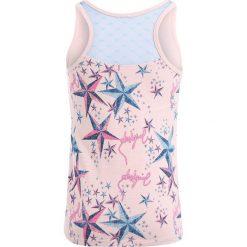Desigual CHIVITE Top pink. Różowe bluzki dziewczęce marki Desigual. Za 139,00 zł.