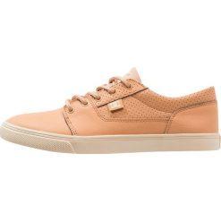 Trampki damskie slip on: DC Shoes TONIK  Tenisówki i Trampki brown/sand