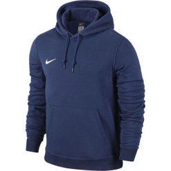 Bejsbolówki męskie: Nike Bluza męska Team Club Hoody granatowa r. S (658498 451)
