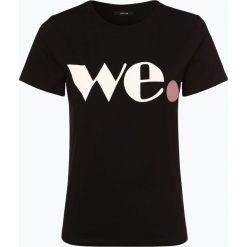 Opus - T-shirt damski – Sun Print St, czarny. Czarne t-shirty damskie Opus. Za 99,95 zł.