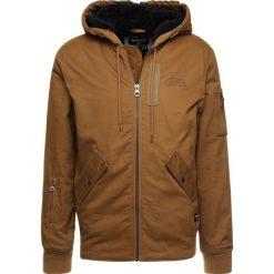 Quiksilver HANAGO Kurtka przejściowa brown. Brązowe kurtki męskie przejściowe Quiksilver, m, z bawełny. Za 669,00 zł.