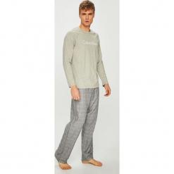 Calvin Klein Underwear - Piżama. Szare piżamy męskie marki Calvin Klein Underwear, s, z bawełny. Za 329,90 zł.