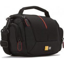 Case Logic Torba edcb305k. Czarne torby na ramię męskie CASE LOGIC, w paski, do ręki, małe. Za 85,00 zł.